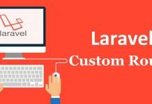 How to create custom route file in laravel